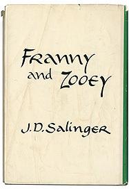 <em>Franny and Zooey</em> by J.D. Salinger