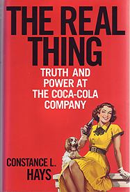 <em>The real thing: truth and power at the Coca Cola Company</em>